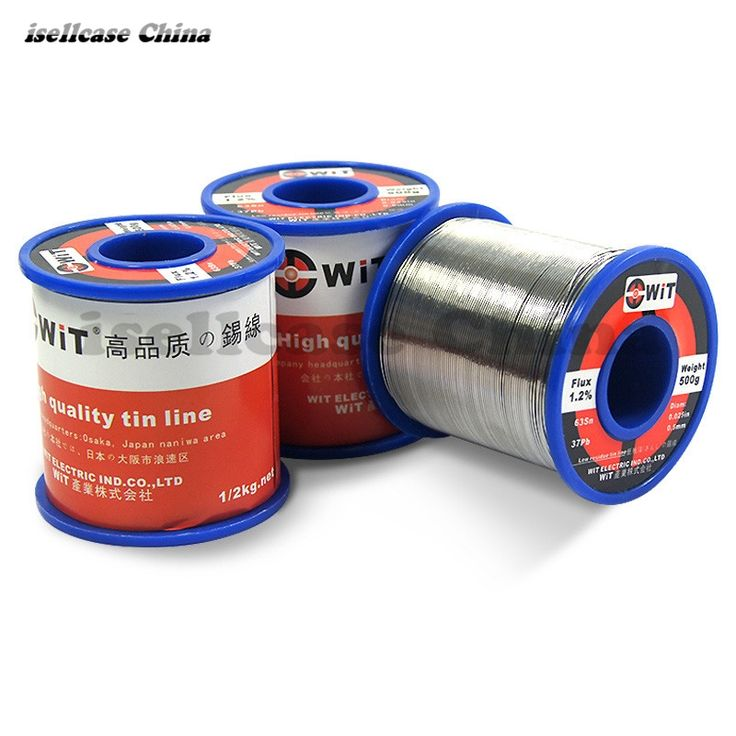 (35.00$)  Buy here  - Japan Original 500g Solder WiT Welding Wire For Solder Iron Low Melting Temperature 0.5mm 0.6mm 0.8mm Rosin for phone Repair
