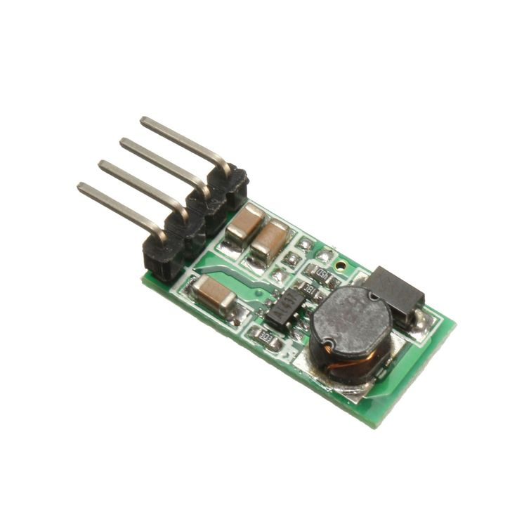 3Pcs DC 3.3V 3.7V 5V 6V to 12V Boost Voltage Regulator Module Converter Step-up Power Supply Board