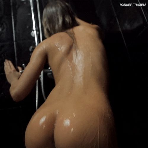 shower pics hot tub beach nude
