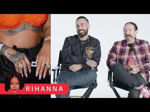 We asked the hosts of Spike TV's Ink Master to review celebrity tattoos. From Justin Bieber and Chris Brown, to Rihanna and Nicki Minaj, Chris Nunez and Oliv...