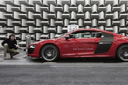 Composer Creates Artificial Engine Sounds For New Audi Hybrid