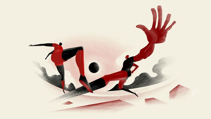 Stunning Cartoons by Juan Barabani – Fubiz Media