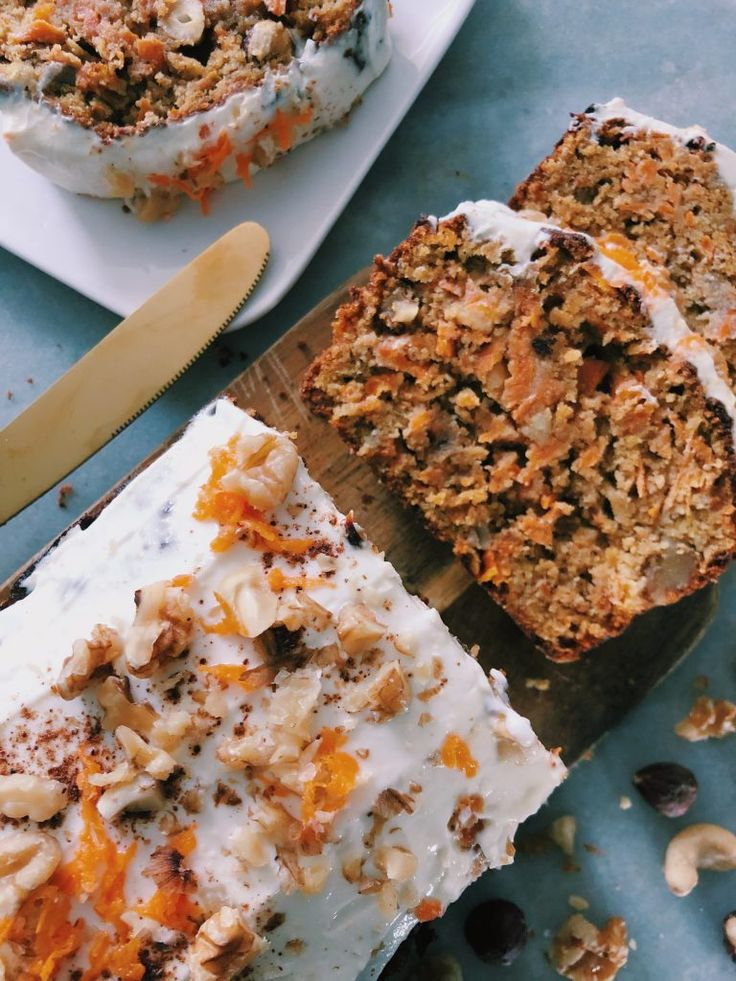 Carrot cake healthy snackies recette carotte cake