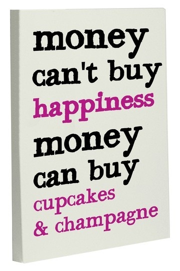 Could money buy happiness