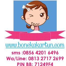 logo baru boneka kartun bonekartun asiyah