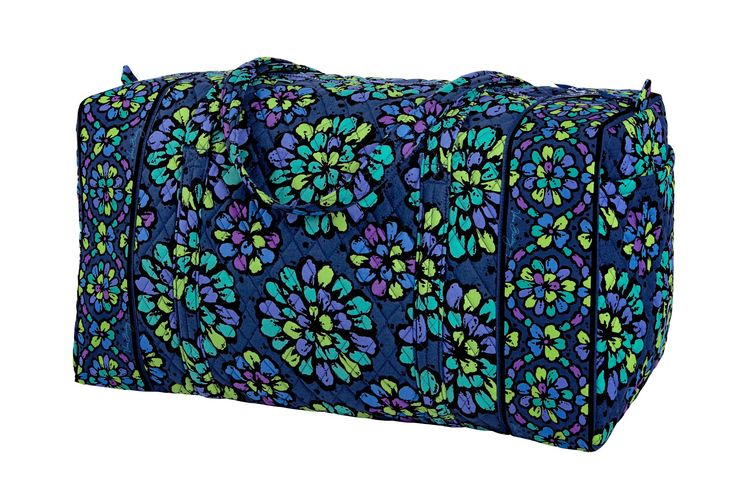 Vera Bradley Large Duffel in Indigo Pop- I use this all the time. It's $42.50 from $85  found this at--->>>Vera Bradley Clearance Sale, Up To 60% off!