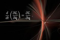 "Credit: Shutterstock/Marc Pinter Euler–Lagrange equations and Noether's theorem. ""These are pretty abstract, but amazingly powerful,"" NYU's Cranmer said. ""The cool thing is that this way of thinking about physics has survived some major revolutions in physics, like quantum mechanics, relativity, etc."" Here, L stands for the Lagrangian, which is a measure of energy in a physical system, such as springs, or levers or fundamental particles."