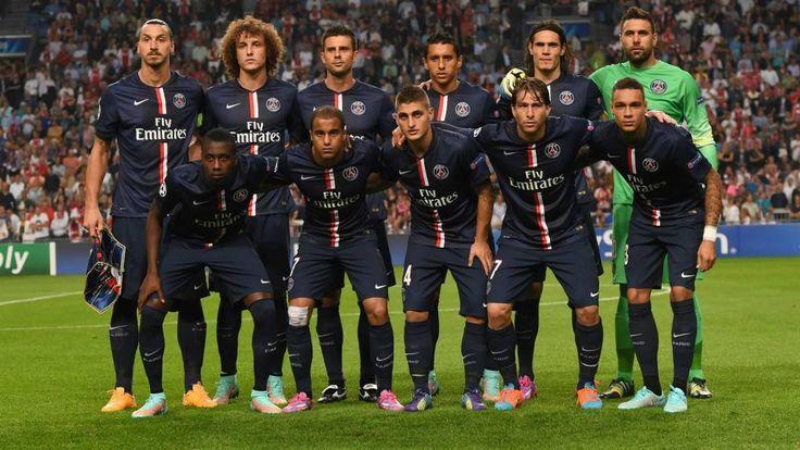 Le Groupe parisien pour affronter le Stade Rennais ! - http://www.le-onze-parisien.fr/le-groupe-parisien-pour-affronter-le-stade-rennais/