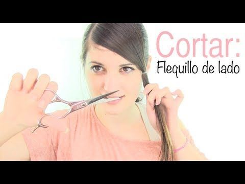 Cómo cortar el flequillo, tres ideas con vídeo-tutorial - http://www.bezzia.com/como-cortar-el-flequillo-tres-ideas-con-video-tutorial/