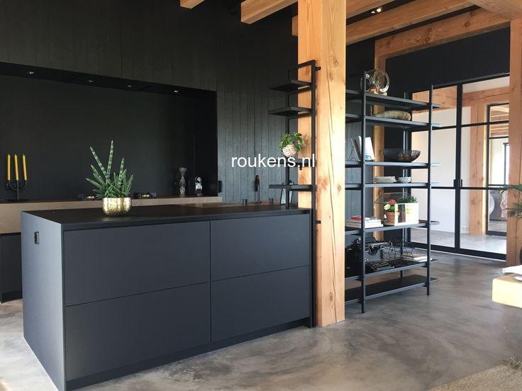 Deuren / Keukenrek van staal