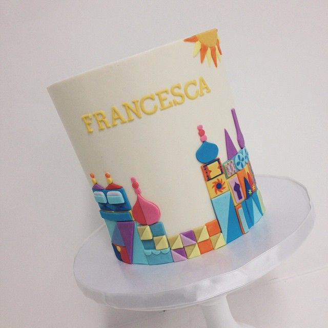 52 best Its a small world birthday party images on Pinterest