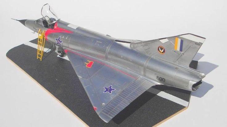 Mirage IIICZ # 800