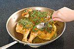 Bitten Word: herb roasted chicken