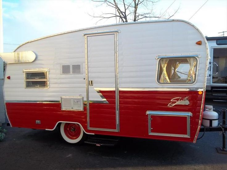 Vintage+Travel+Trailers+for+Sale | Retro Road Trip with a Vintage Travel  Trailer Towed by a Classic Car ... | Vintage Trailers | Pinterest | Vintage  travel ...