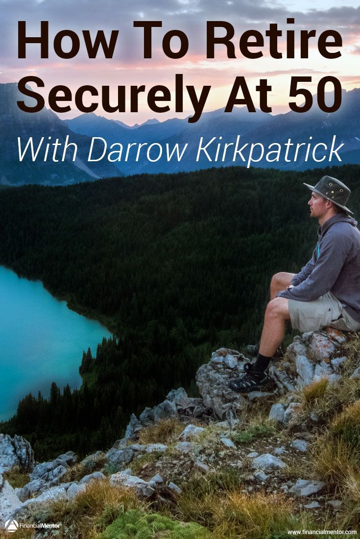 Are you planning for retirement the 'normal' way by working and saving enough for the future, but feel like you'll never get there? Then you should listen to this interview with Darrow Kirkpatrick from Can I Retire Yet? - he retired at the age of 50 with this simple wealth building strategy.
