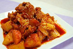 タットリタンの作り方   韓国料理レシピ