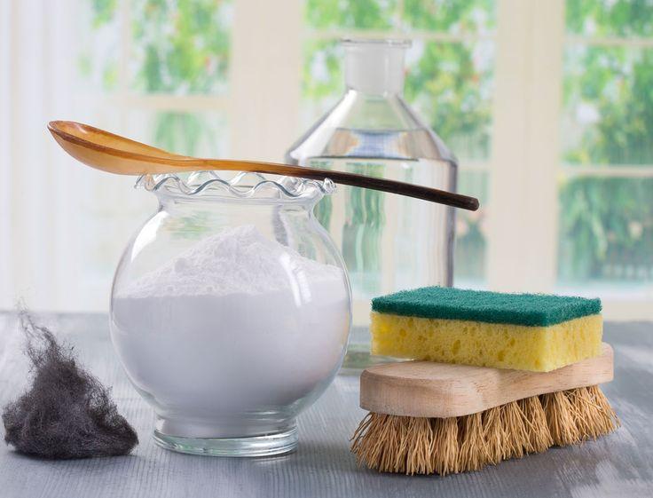 Découvrez nos recettes 100% naturelles pour fabriquer vos produits d'entretien…