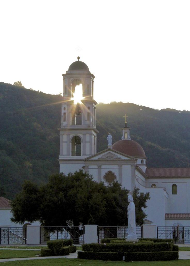 Thomas Aquinas College, Our Lady of the Most Holy Trinity Chapel, Santa Paula, CA