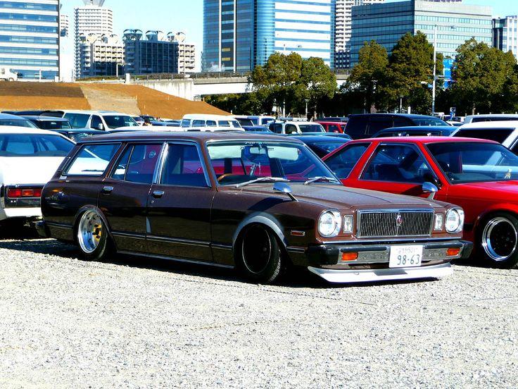 Toyota Old School Cars