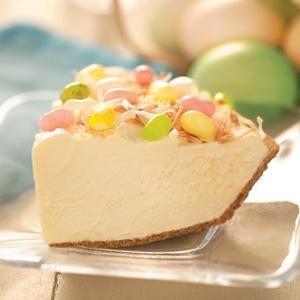 Easter hunt pie