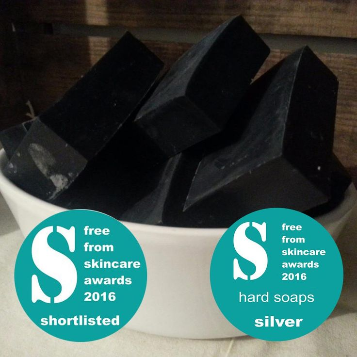 Award wining skincare vegan activated charcoal soapnut soap palm oil free sls free. Cannot wait to try this on my skin