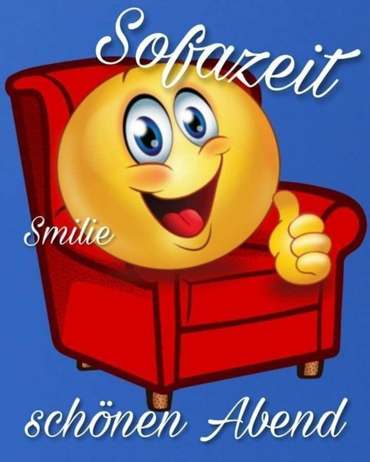 Smiley schönen abend SCHÖNEN ABEND