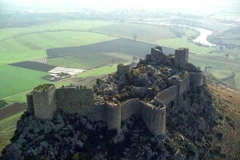 Tumlu Castle - Armenian Kingdom of Cilicia (1080-1375)