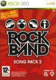 rock Band Song Pack 2 Solus Game Requires a drum microphone or guitar controller to play Rock Band instruments sold separately Rock Band Song Pack 2 is a musical expansion to Rock Band and Rock Band 2 the smash-hit collaborative comp http://www.comparestoreprices.co.uk/january-2017-6/rock-band-song-pack-2-solus-game.asp
