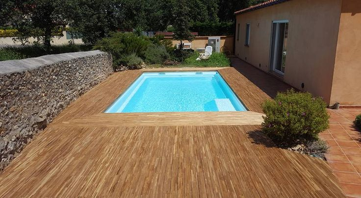 les 25 meilleures id es concernant piscine coque sur pinterest piscine de plage piscine coque. Black Bedroom Furniture Sets. Home Design Ideas