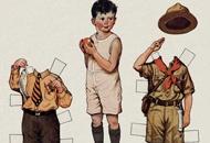 L'altro mondo dei lupetti  di Enrico Brizzi  L'universo separato dei boy scout.