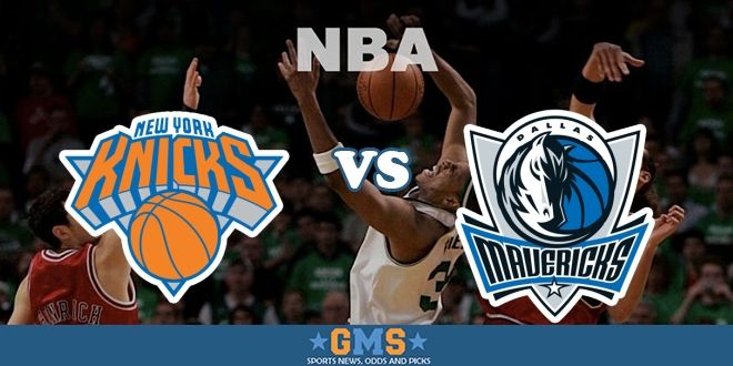 New York Knicks at Dallas Mavericks Tickets