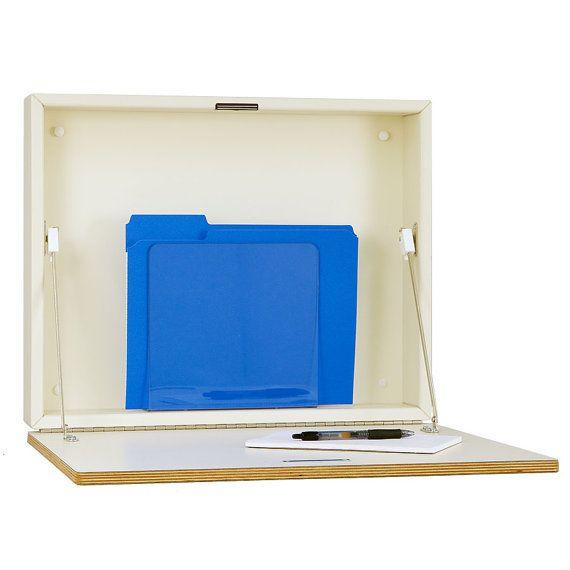 Peter Pepper Produkte Modell 4900 Ausdrückliche Schreibtisch Umklappen Wand  Schreibtisch ~ NIB ~ USA Versandkostenfrei