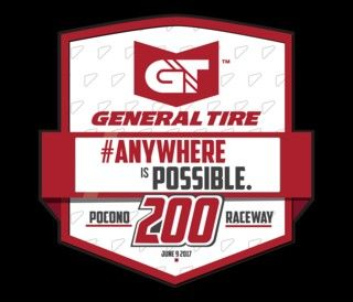 The ARCA Racing Series General Tire #anywhereispossible Pocono 200,from Pocono Raceway