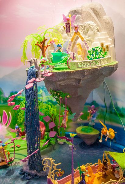 Dioramas @ PLAYMOBIL Headquarters 2014