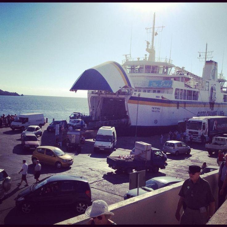 Gozo Ferry, Malta