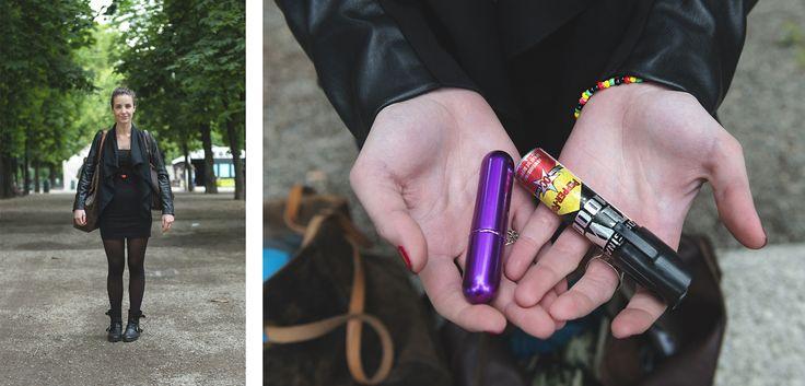 Pocket Project @ Wired Next Fest documentary: https://www.youtube.com/watch?v=l5MpXCs2o0s  #PocketProject #WhatsinYourPockets #WNF15 #ChiliPepper #Chili #Spray