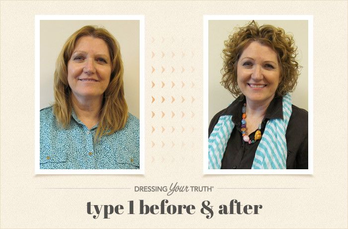 Type 1 Hairstyles: Type 2 Dress Your Truth