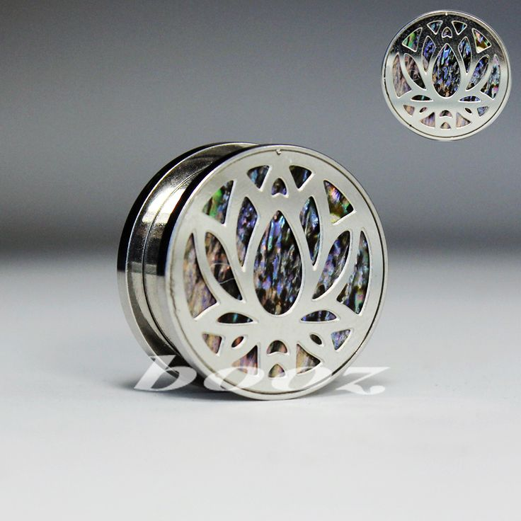 Hot sell new fashion stainless steel ear plugs and tunnels piercing gauges body jewelry stretchers SS-1801