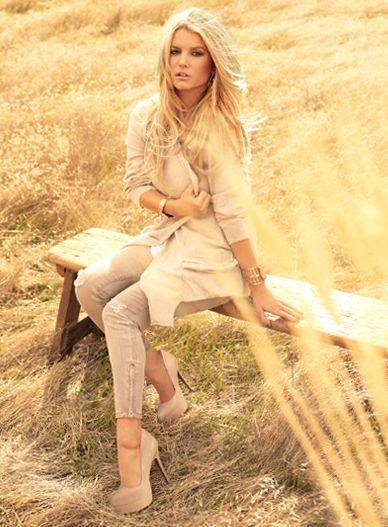 That Might Come In Handy: Jessica Simpson Collection Spring 2011