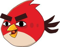 Angry Birds Wind Waker style - Red version 2.0 by Alex-Bird
