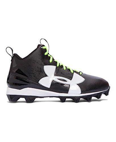 Under Armour Men's UA Crusher RM Wide Football Cleats - http://footballfootwear.nationalsales.com/under-armour-mens-ua-crusher-rm-wide-football-cleats/