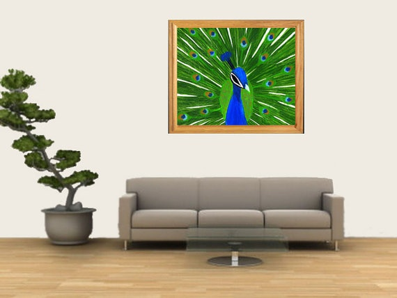 212 Best Proud Peacock Decor Images On Pinterest Peacock