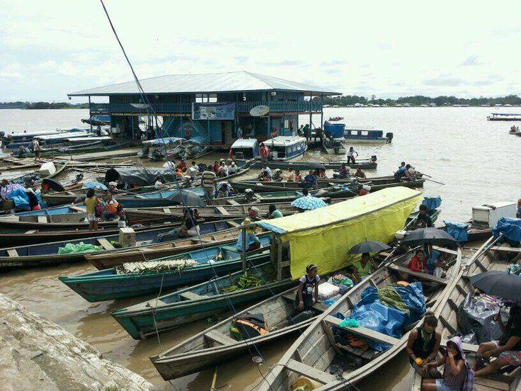 Tabatinga's fluvial port pic.twitter.com/j0LbDAaesQ