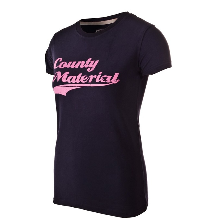 County Material Ladies Gaagle T-Shirt by O'Neills. Get yours on oneills.com