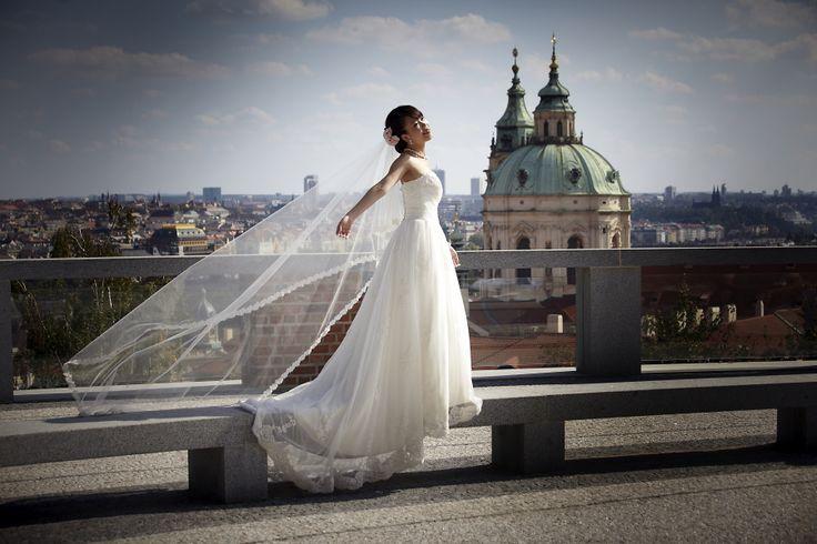 Prague wedding photographer J.G.Hlobil - Exclusive wedding photography in Prague