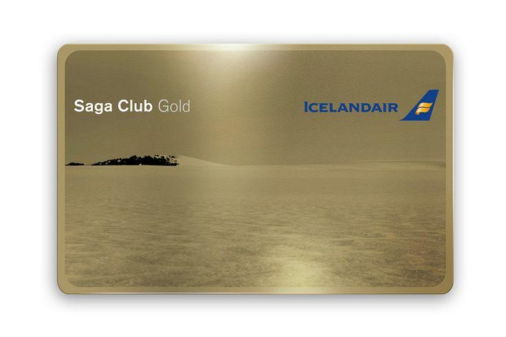Icelandair | Saga Gold