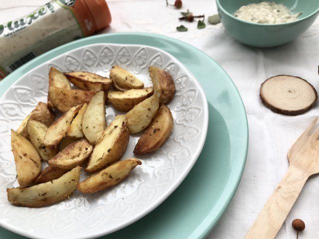 Patatas deluxe con sala deluxe Recetas para niños - Mamás Viajeras