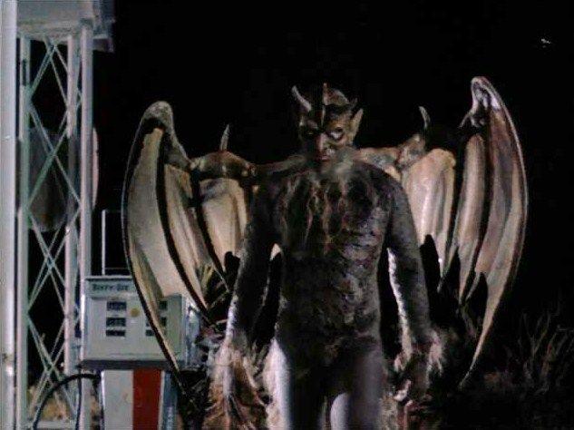 Gargoyles Movie 1972: The movie starts off talking about the fallen angels and Satan. So Gargoyles really represent Satan and his demon legions...