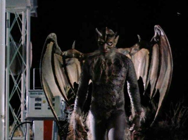 Gargoyles Movie 1972: The movie starts off talking about the fallen angels and Satan. So Gargoyles really represent Satan and his demon legions...