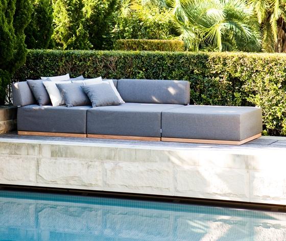 Derek Module Sofa By Robert Plumb · Timber FurnitureOutdoor ...